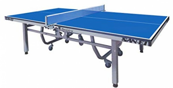 La MSVd dispose désormais de 10 tables de tennis de table